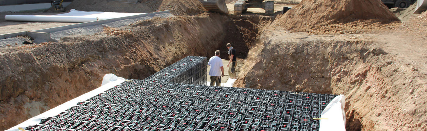 All about stormwater management