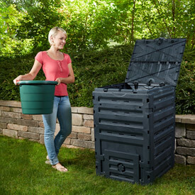 Questions and answers for the right composting
